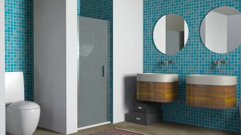 Master Shower - Modern - Bathroom  - by 3rdfloor