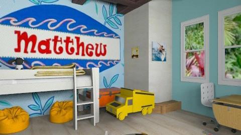 matt2 - Modern - Kids room  - by dipselvic