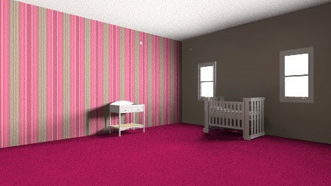 Babys room - Modern - Kids room  - by Kaitlyn_Doublin