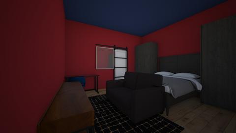 Le bedroom - Bedroom - by mrbulka