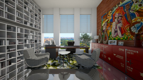 central park - Office  - by peterlo