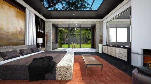 Vue - Modern - Bedroom  - by Artichoses