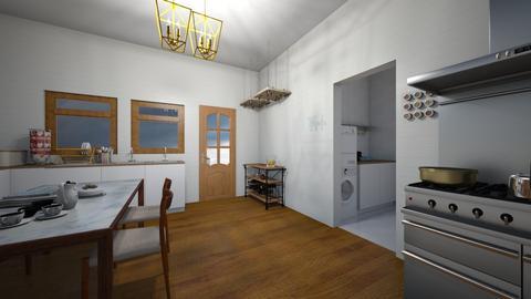 Yemp - Kitchen  - by emivim