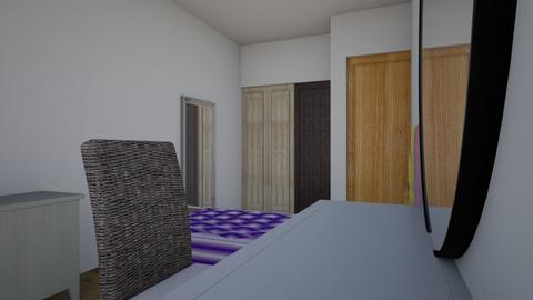 casa de pera - Bedroom  - by Pera coctelito