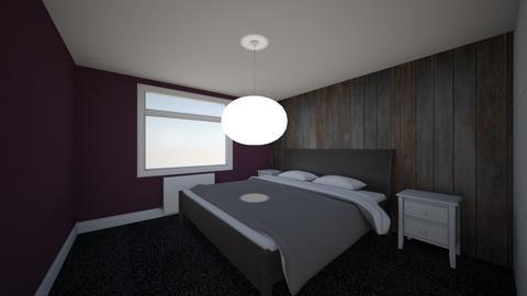 bedroom - by mrryan19