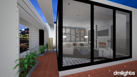Iheart Mod - Modern - Living room  - by DMLights-user-994237