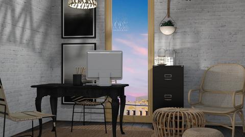 Rattan - Office  - by Teigh Lynn
