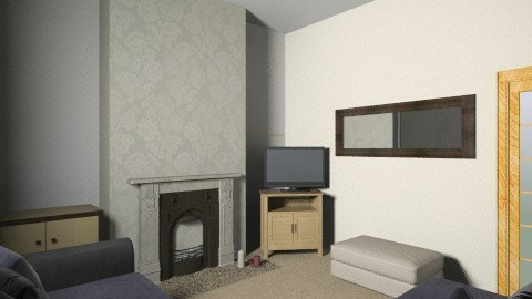 our room 1 - Glamour - Living room  - by Matt Cookson