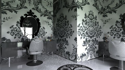 salon black - Modern - by tita