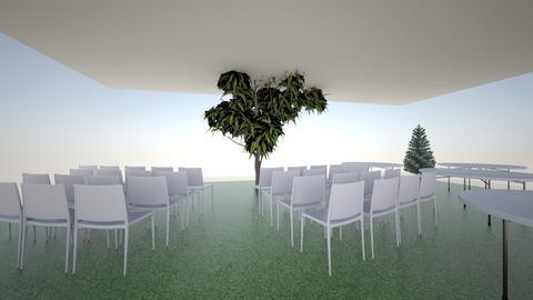 Wedding - Garden  - by kimliao428