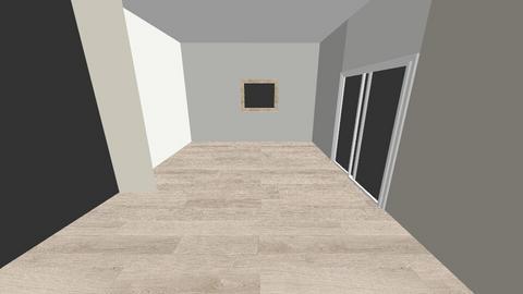 Wohnzimmer - Living room  - by Arina0208
