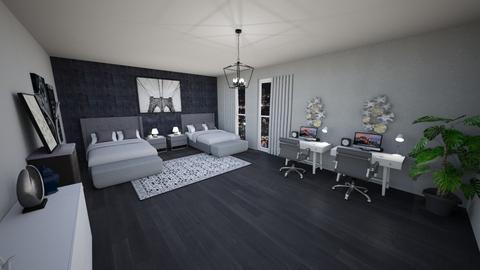 kadirbolatroomremix - Living room  - by tahliawaters