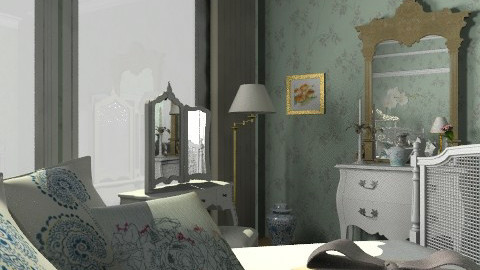 Vintage Beauty!_4 - Vintage - Bedroom  - by milyca8