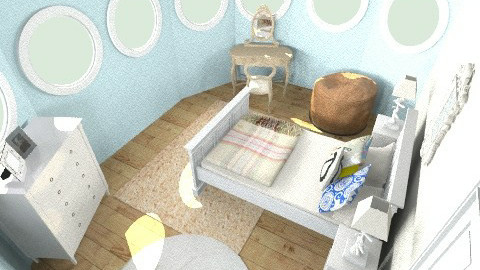Boat house design - Rustic - Bedroom  - by ronstar4