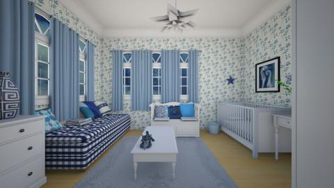 nurs6 - Kids room  - by catcarla