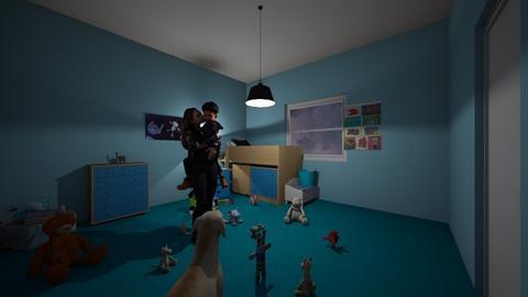 lil Timmy - Kids room  - by fluffybottom756