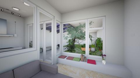 New Design 2 open sky ktc - Living room  - by laichiongwee