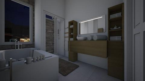 VAGHUEIZQ - Living room  - by Amairany Peralta