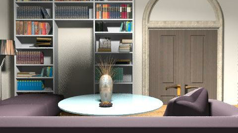 pppp - Modern - Living room - by poulami
