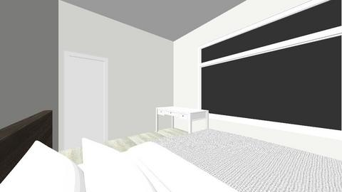 bedroom 1 - Bedroom  - by EvelienvanDam