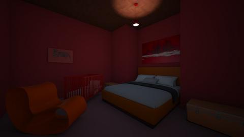Habitacion 2 - Bedroom - by alvaropenalver
