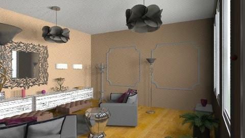 nie - Glamour - Living room - by jvfernadezd