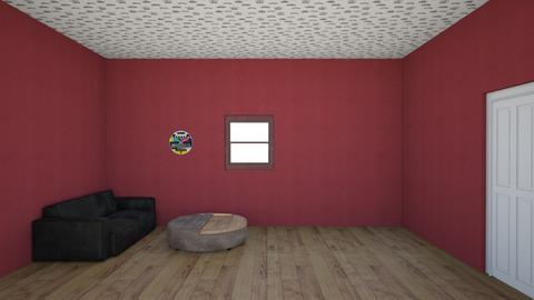 design plot - Living room  - by elliot23456