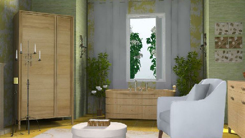 Resort - Eclectic - Bathroom  - by channing4