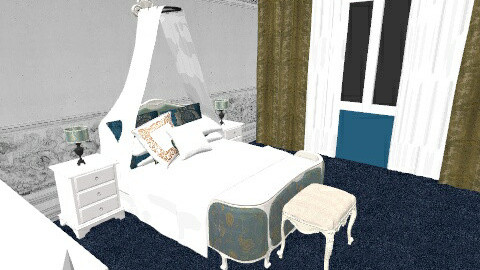 Dream relax - Glamour - Bedroom  - by Thruei