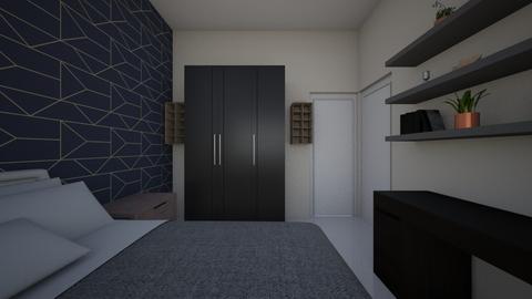 sample 1 - Bedroom - by ishan1