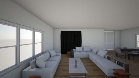 template - Classic - Living room  - by silix