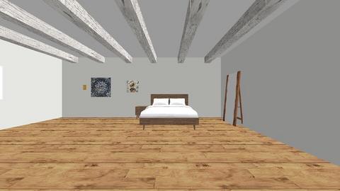 day 3 - Bedroom - by lesllliiiee