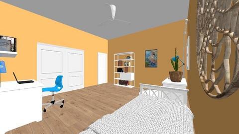 Bedroom - Bedroom  - by Brococoro