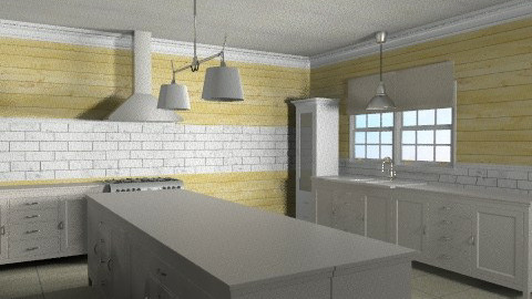 Kitchen - Eclectic - Kitchen  - by hopie