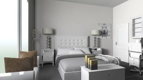 m - Minimal - Bedroom  - by nataliaMSG