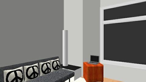 Maplewoods room - Rustic - Bedroom  - by john_tan