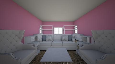 pink - Kids room  - by OliviaB18