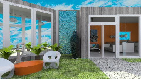 Ocean Front - Modern - Garden  - by LukePratt