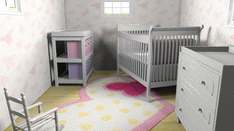 Lauren Dreyfus - Glamour - Kids room  - by laurendreyfus