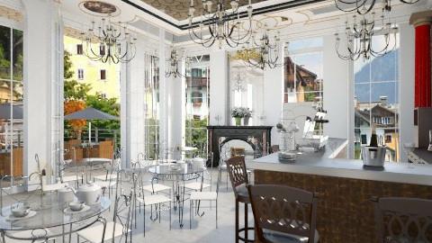 Cafe - by Roberta Coelho