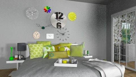 GreenHotel_View 2 - Eclectic - by idesine