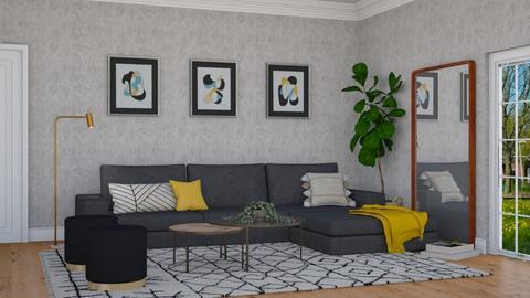 L I V I N G  - Classic - Living room - by lovedsign