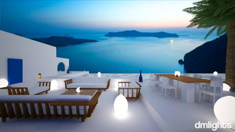 Villa lounge - by ritsa
