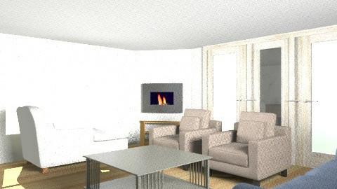 sunroom - Country - Living room  - by hubtek