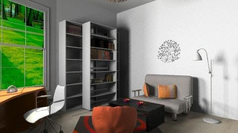 Studio of my dreams - Modern - Office  - by Shana_irena