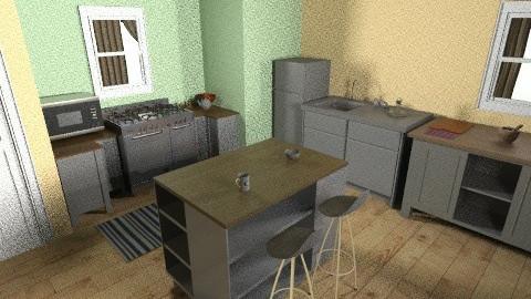 Kitchen - Classic - Kitchen  - by kjohnson441