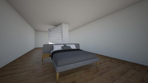 George MBR - Bedroom - by rlb