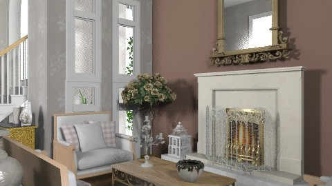Living old - Classic - Living room - by Maria_Julia