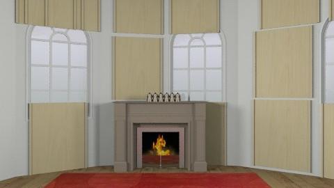 Warm Gingerbread - Living room - by bonita2014