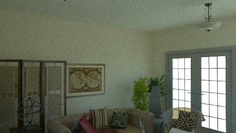 Living Area 14d - Vintage - Living room  - by PINK64